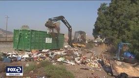 San Jose city leaders propose $10,000 illegal dumping fine