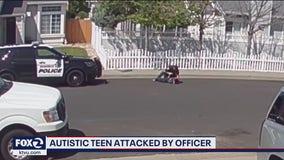 Vacaville PD investigating violent arrest of autistic teen