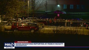 Reports: Multiple people shot at Indianapolis Fedex facility