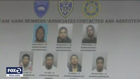 Authorities detail deadly gang war that spanned from Oakland to Antioch