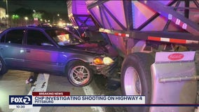 CHP investigating shooting on Hwy 4 in Pittsburg, victim expected to survive