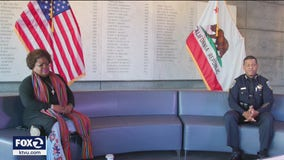 Forged by tragedy: SFPD Chief Scott and activist Lisa McNair talk reconciliation, reform