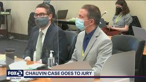Closing arguments in Derek Chauvin trial: jurors begin deliberations