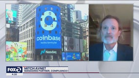 San Francisco-based Coinbase makes Wall Street Debut