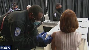 Federal, state, local officials encourage state's Black residents to get COVID-19 vaccine