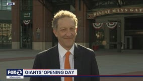 San Francisco Giants CEO discusses Opening Day, excitement around the ballpark