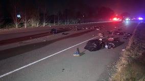 21-year-old arrested on suspicion of DUI in deadly Petaluma crash