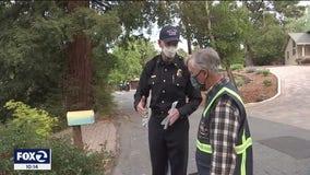 East Bay fire district deploys neighborhood fire ambassadors