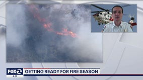 Cal Fire concerned that California will see an early fire season as conditions remain dry