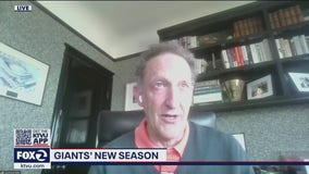 1 on 1 with SF Giants CEO Larry Baer on Opening Day