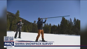 Sierra snowpack survey delivers disappointing results