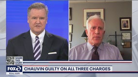 What next after Chauvin's conviction on 3 counts?