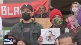 San Jose holds vigil, celebration for Derek Chauvin conviction