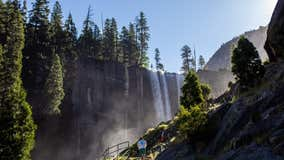 Day-use passes for Yosemite National Park available for reservations starting April 21