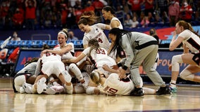 Stanford beats Arizona 54-53 to win NCAA Women's National Championship