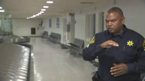 EXCLUSIVE: 'I feared for his life,' sergeant says after defusing Oakland airport standoff by cranking up heat