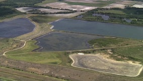 Florida works to avoid catastrophic failure of wastewater pond