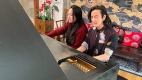Siblings turn to music to stop Asian hate