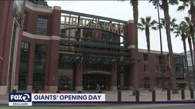San Francisco Giants set to host Colorado Rockies for home opener