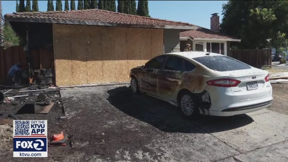 San Jose residents waiting months to get permits for fire-damaged homes