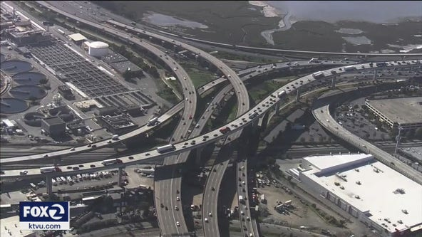 Bay Area traffic nears pre-pandemic levels