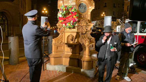 San Francisco commemorates 115th anniversary of 1906 earthquake