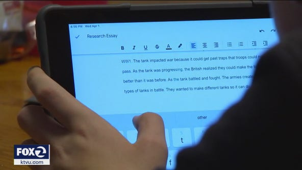 Majority of San Jose students continue distance learning as others return to classrooms