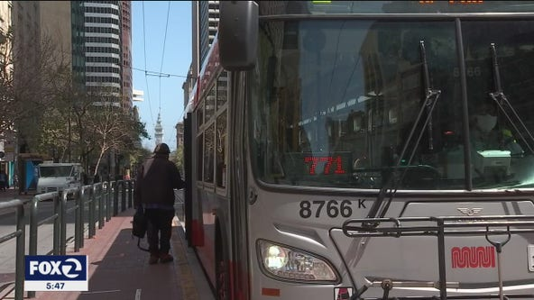 San Francisco supervisors propose free Muni program to boost ridership