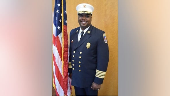 Oakland hires new fire chief who worked at Lockheed Martin, served in Iraq