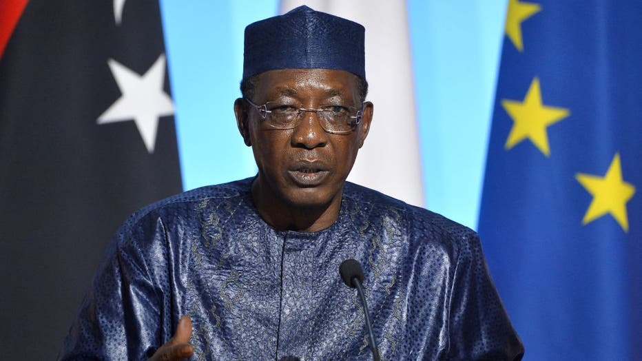 Chadian President Idriss Deby Itno killed after 30 years in power, military says