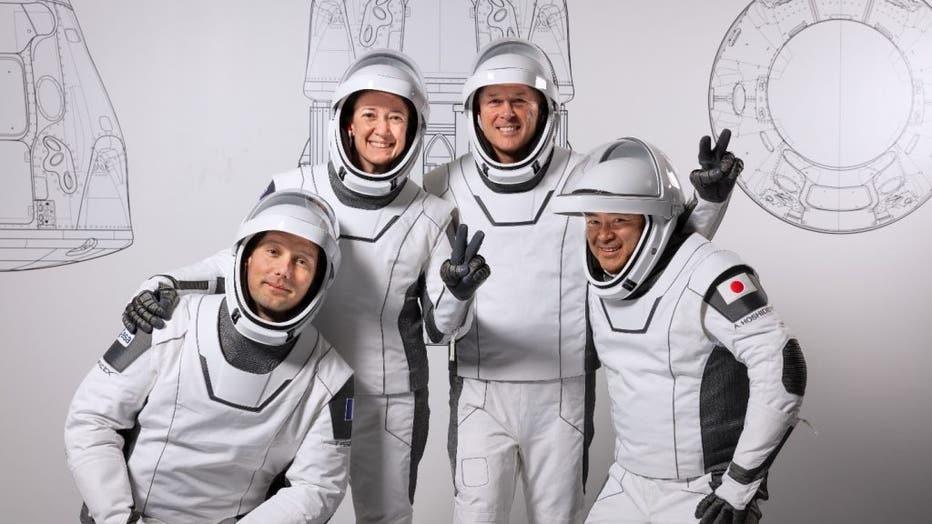 crew-2 nasa spacex