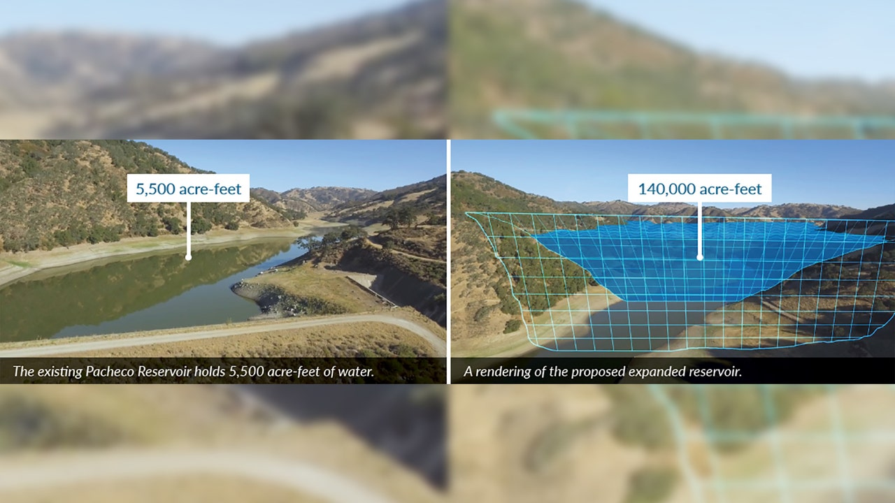 San Jose Mayor disagrees with Santa Clara Valley Water District leaders on Pacheco Reservoir expansion