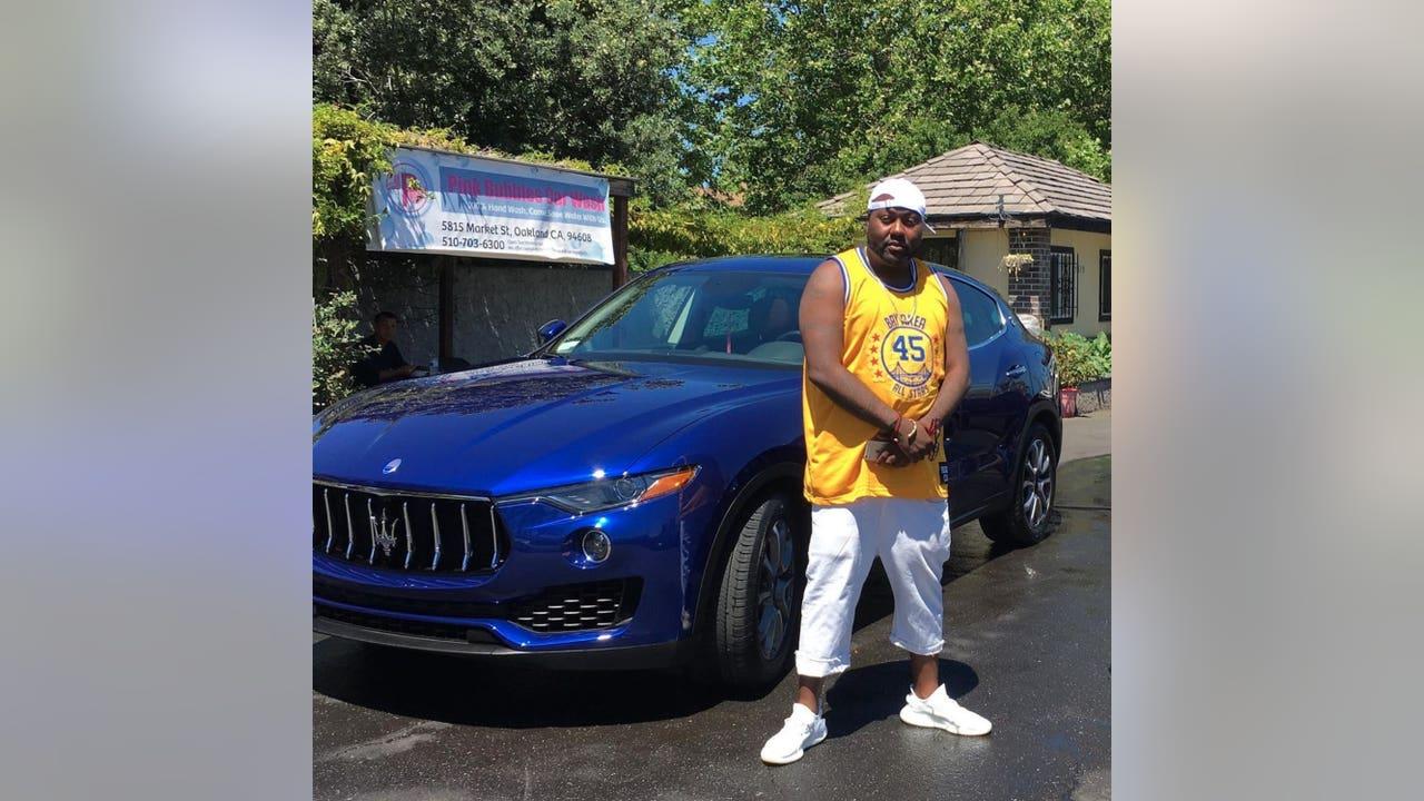 Oakland rapper Mistah FAB recovers his stolen Maserati after <b>social</b> media posts thumbnail
