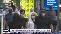 California reviewing CDC guidance on masks