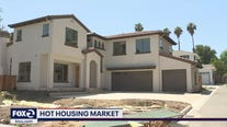 Bay Area's hot housing market