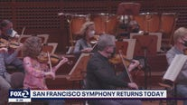 SF Symphony bringing back live in-person performances