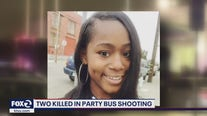 At least 70 shots fired at party bus in Oakland killing two teens