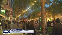 San Francisco's Valencia Corridor lights up