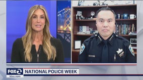 Mountain View Police Chief shares his thoughts on the significance of National Police Week