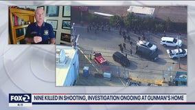 Analyzing the investigation underway into VTA gunman Samuel Cassidy