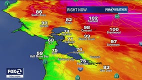 After broiling Memorial Day, weather will be cooler