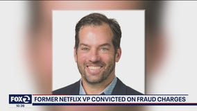 Former Netflix VP convicted on fraud charges