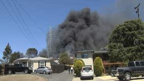 Martinez fire claims one home, witness explains what she saw