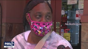 Some Bay Area residents explain why they're comfortable keeping their masks on for now