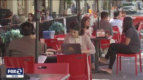 Palo Alto may end street dining after state reopens