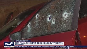 CHP investigating second shooting on Highway 4 in Pittsburg within 2-day span