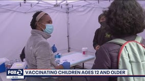 Bay Area sites step up to provide vaccine shots to children 12-15