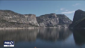 Amid a worsening drought, water supplies at one important reservoir are in good shape