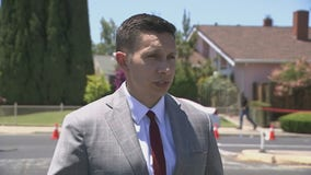 Police and fire officials share details into the investigation at the San Jose home of the VTA gunman