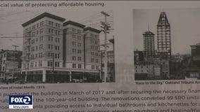 Dilapidated Oakland hotel renovated, reopens as affordable housing
